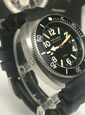 Helson Buccaneer 500m Diver Swiss Automatic ETA 2824 Limited Edition 45mm