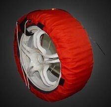 4PCS D3 Non-digital Car Tire Tyre Warmer Heater Cover Color Size logo customize