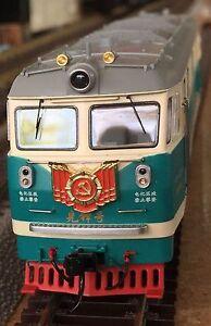 """China Railway Eisenbahn DFH3 Hydraulic Diesel-locomotive """"Pioneer""""  HO DC 2-rail"""