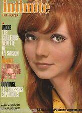 Revue Intimité N°1245 septembre 1969 roman-photo complet  tricot vintage