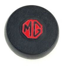 Genuine MG {MGB GT} Midget OEM steering wheel horn button, centre pad. 19B1