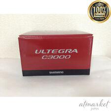 Shimano Reel 17 ULTEGRA C3000 in Box genuine 100% from JAPAN