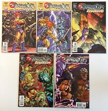 Thundercats Lot Of 6 Comics From Different Series (Wildstorm, 2003-04) VF