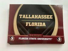 FLORIDA STATE Seminoles TALLAHASSEE Lot x14 2015 Panini Collegiate MultiSport #2