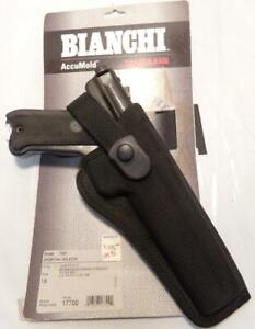 Size 18 BIANCHI Accumold Gun Holster for RUGER MKI II III BROWNING Buckmark