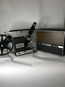 Vintage Bell & Howell Autoload 461B Super 8 Movie Film Projector