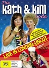 Da Kath and Kim Code/ Live in London Uncut [2 Discs] [Region 4] - DVD - Free Shi