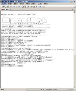 1200M WiFi Gigabit Smart Mini Router OpenWrt 19.07 2*USB 8G MicroSD MIMO Antenna