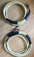 MIT MH-750 Speaker Cables - 8 Foot Pair - Spades Speakon