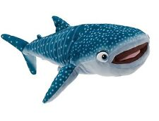 "DISNEY 22"" PLUSH DESTINY WHALE SHARK FINDING DORY MEDIUM STUFFED ANIMAL DOLL NWT"
