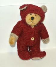"Boyds Bears Plush 8"" Karla Mulbeary tag Holiday"
