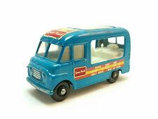 Moko Lesney Matchbox 1-75 Series #47b Commer Ice Cream Van Blue Near Mint