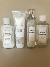 BATH & BODY WORKS White Jasmine Body Mist Wash Lotion Cream - Pick 1 NEW
