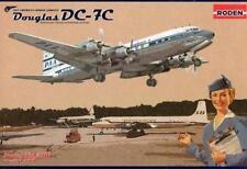 "DOUGLAS DC-7 C ""PAN AMERICAN""  MARKINGS 1/144 RODEN RARE!"