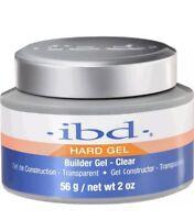 ibd Hard Gel Builder Gel Clear 56g 2oz #60402