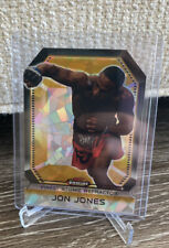 Jon Jones 2011 Topps Finest Atomic Refractor FAR-8