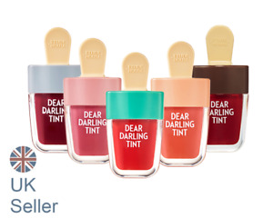 ETUDE HOUSE Dear Darling Water Gel Lip Tint, Summer Colour Edition, UK Seller