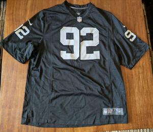 Nike NFL Football Jersey / Shirt - Oakland Raiders – Seymour Nr. 92