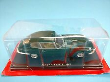 Jaguar Type E  1962  1/24  New & Box Diecast model Car auto vintage