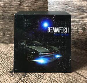 BEAMTECH H8 Led Fog Light Bulb, CSP Chips 6500K 800 Lumens Xenon White
