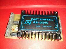 St Gs D200 Easy Power Bipolar Stepper Motor Drive Module