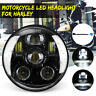 "5.75 inch 5-3/4"" Motorcycle LED Headlight Sealed Projector Hi-Lo Beam For Dyna"