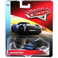 Disney Pixar Cars JACKSON STORM Florida 500 2018 Die-cast Car Racers RARE Mattel
