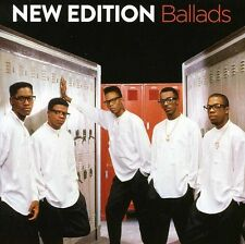New Edition - Ballads [New CD]