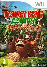 Donkey Kong Country Returns Wii Nintendo jeu jeux game games spelletjes 1514