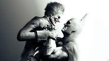 Batman vs. Joker  Comics  Fridge Magnet Decor Mancave #2  Christmas Gift !