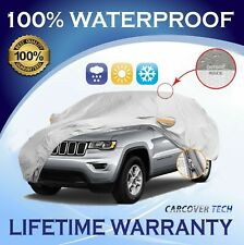 100% Weatherproof Full SUV Cover For Jeep Grand Cherokee [2000-2020]