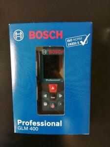 BOSCH Professional GLM400 Laser Distance Measure Range Finder 130ft