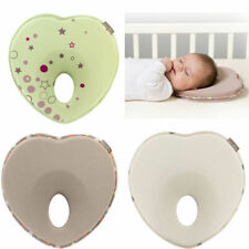 Infant Anti Roll Pillow Flat Head Neck Prevent Infant Support Baby
