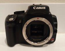 Canon EOS Digital Rebel XT 8MP SLR Camera Body only