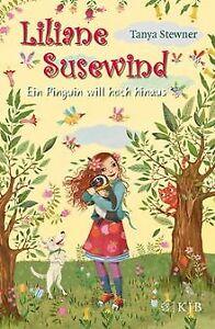 Liliane Susewind - Ein Pinguin will hoch hinaus von Stew...   Buch   Zustand gut