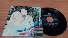 Massimo Ranieri-Sogno D'Amore/Mio Caro Amore Evanescente E Puro N 9810
