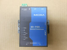 1 NEW MOXA UC-7122-CE UC7122CE UNIVERSAL COMMUNICATOR 2 SERIAL PORTS, USB,  SD