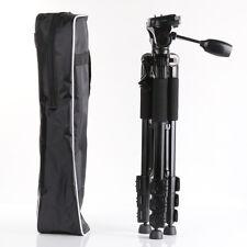Q111 5KG 1.5M Portable Travel Aluminium Tripod monopod&Ball Head for DSLR Camera