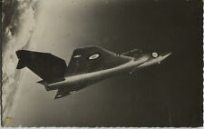 Postcard 1556 - Aircraft/Aviation Real Photo Gloster Javelin F.A.W 4