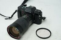 Pentax P30n 35mm SLR Film Camera with Pentax 28-105mm F2.8-3.8 zoom lens Kit