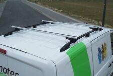 Citroen Jumpy L1 aluminium RAILS DE TOIT + Galerie de toit en noir avec Tüv /ABE