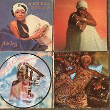 MARCIA HINES... Bulk Collection (4 Australian LP's) Oz Soul EXC/NM  Picture Disc