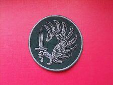 insigne militaire armée écusson patch Parachutistes Métropolitains Légion tissu