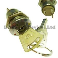 Metal Key Switch  1 Circuit 0.5A 250V off-on-off 2 keys