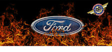 "FORD ""custom personalize License Plate""-Free Add Text"