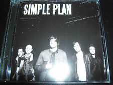 SIMPLE PLAN CD SELF TITLED CD - Like New