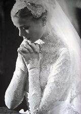 Princess Grace Kelly Brautkleid Foto 8x10 fantastische Bild