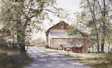 LANDSCAPE ART PRINT - The Road Home by Ray Hendershot