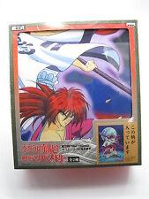Anime Rurouni Kenshin Himura Sanosuke Tapestry Japan Banpresto Vintage