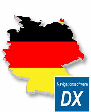 Audi Navi Plus Deutschland DX Navigationssoftware 2013 2014 Navi CD A6 A4 A8 A3